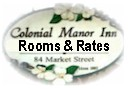 Rooms & Rates, Inn Policy